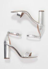 Call it Spring - TAYVIA  - Sandaler med høye hæler - silver - 3