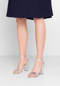 Call it Spring - TAYVIA  - Sandaler med høye hæler - silver - 0