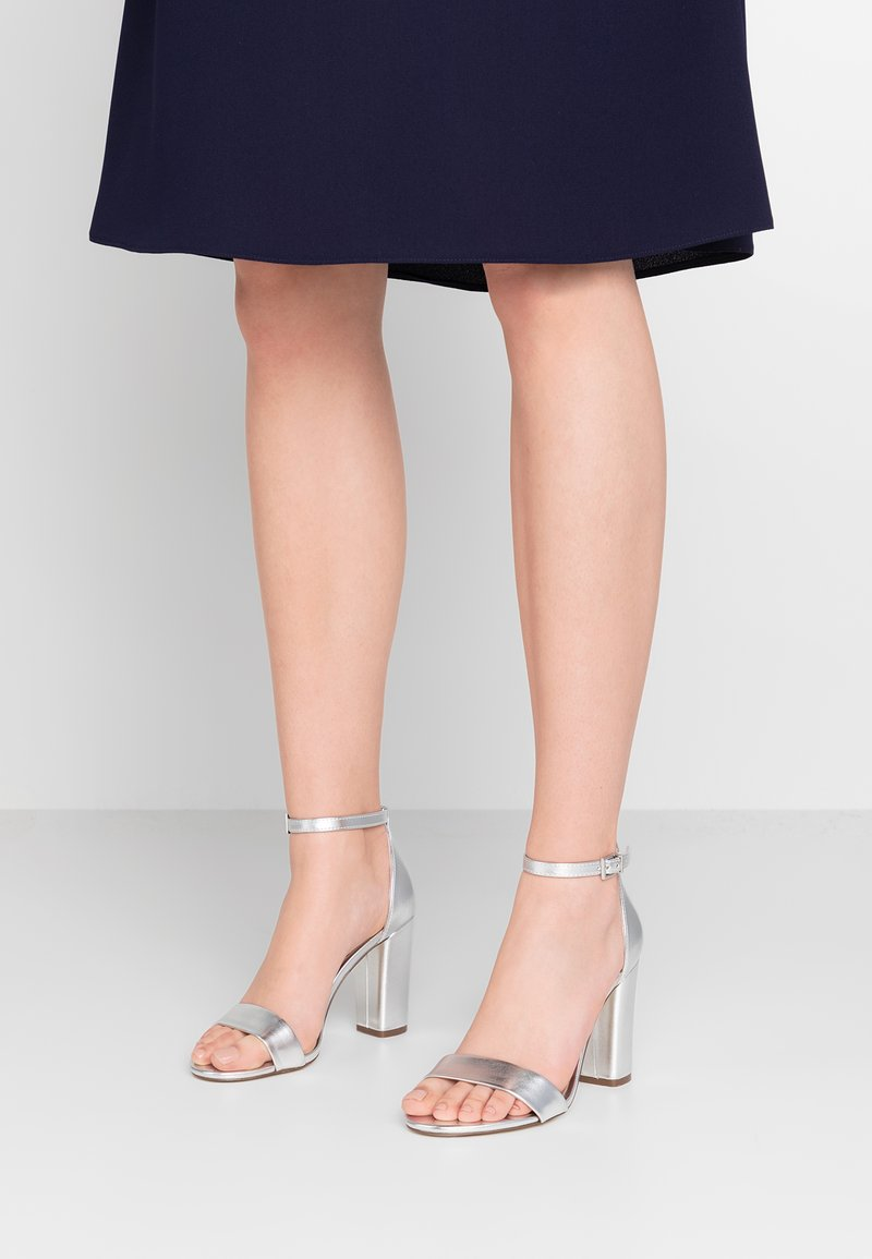 Call it Spring - TAYVIA  - Sandaler med høye hæler - silver