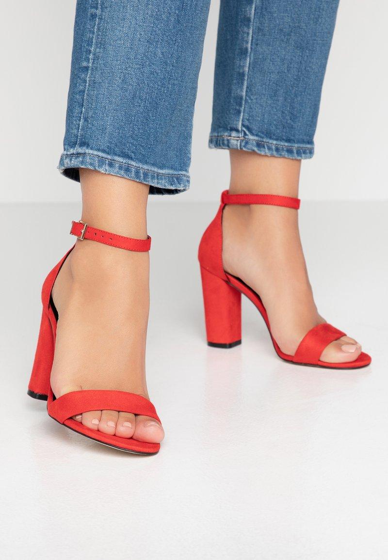Call it Spring - TAYVIA  - Sandaler med høye hæler - bright red