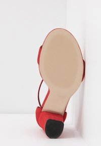 Call it Spring - TAYVIA  - Sandaler med høye hæler - bright red - 6