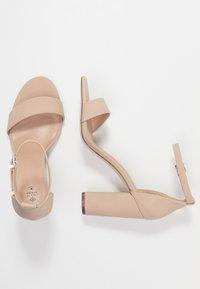 Call it Spring - TAYVIA  - Sandály na vysokém podpatku - bone - 1
