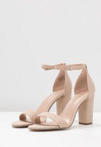 Call it Spring - TAYVIA  - Sandaler med høye hæler - bone - 4