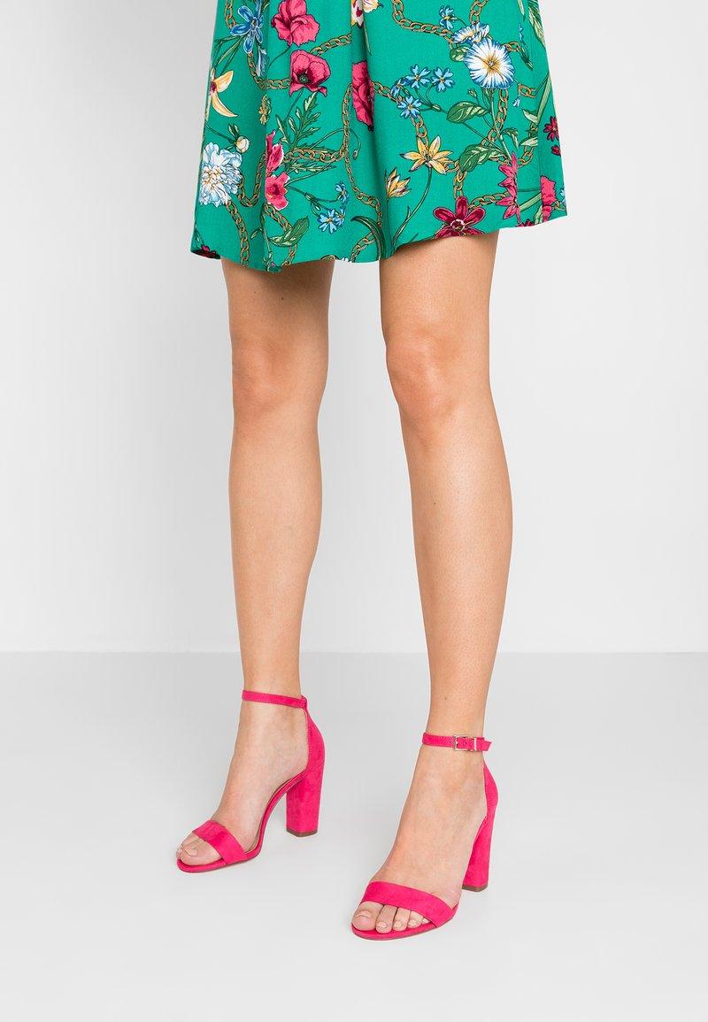 Call it Spring - TAYVIA  - Sandaler med høye hæler - fuchsia