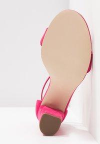 Call it Spring - TAYVIA  - Sandaler med høye hæler - fuchsia - 6