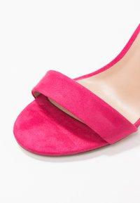 Call it Spring - TAYVIA  - Sandaler med høye hæler - fuchsia - 2