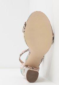 Call it Spring - TAYVIA  - Sandaler med høye hæler - light pink - 6