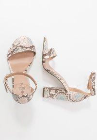 Call it Spring - TAYVIA  - Sandaler med høye hæler - light pink - 3