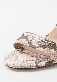Call it Spring - TAYVIA  - Sandaler med høye hæler - light pink - 2