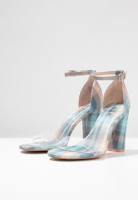 Call it Spring - TAYVIA  - Sandaler med høye hæler - other blue - 4