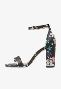 Call it Spring - TAYVIA  - Sandalen met hoge hak - black/multicolor - 1