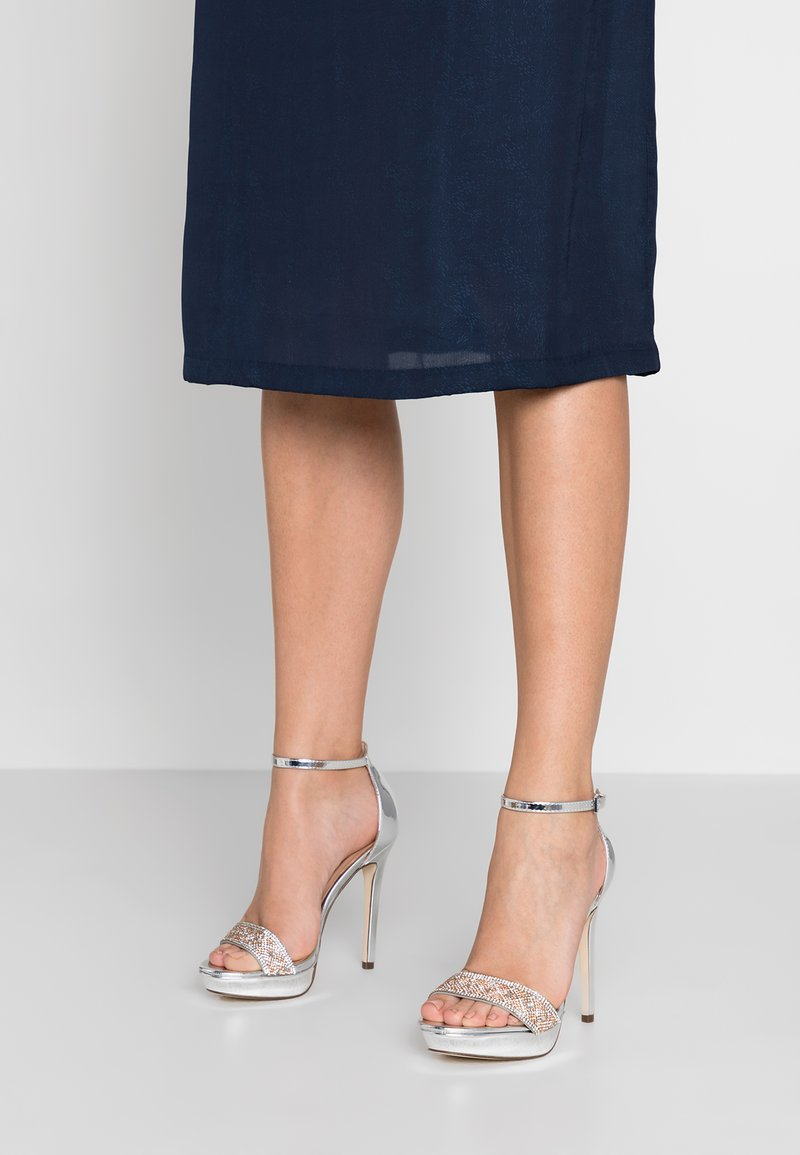 Call it Spring - WESTKAAP - High heeled sandals - silver