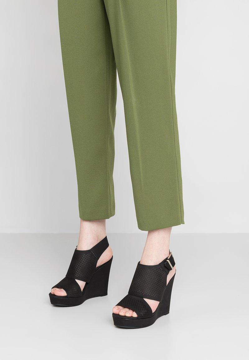 Call it Spring - UNARERIA - Højhælede sandaletter / Højhælede sandaler - black