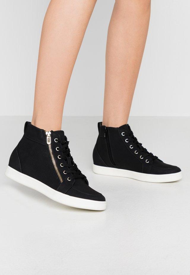 ULEAVIA - Sneaker high - black