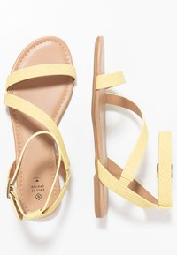 Call it Spring - MADONA - Sandals - light yellow - 3