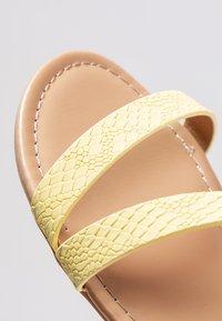 Call it Spring - MADONA - Sandals - light yellow - 2