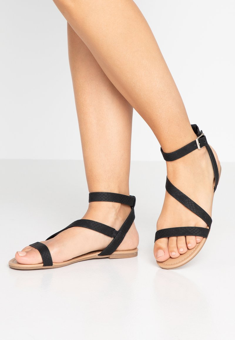 Call it Spring - MADONA - Sandals - black