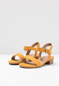 Call it Spring - COOLMINE - Sandals - dark yellow - 4