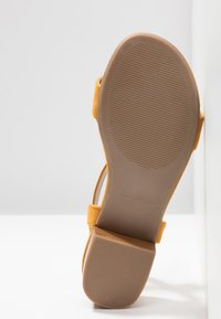 Call it Spring - COOLMINE - Sandals - dark yellow - 6
