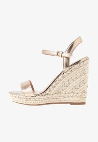 Call it Spring - ALEXEY VEGAN - Sandály na vysokém podpatku - champagne - 1