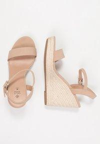 Call it Spring - ALEXEY VEGAN - Sandály na vysokém podpatku - bone - 3