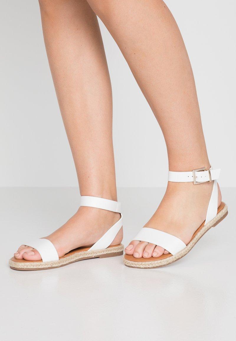 Call it Spring - REDLIP VEGAN - Sandales - white