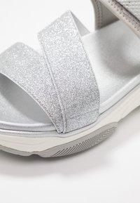Call it Spring - BIYA VEGAN - Sandaler - silver - 2