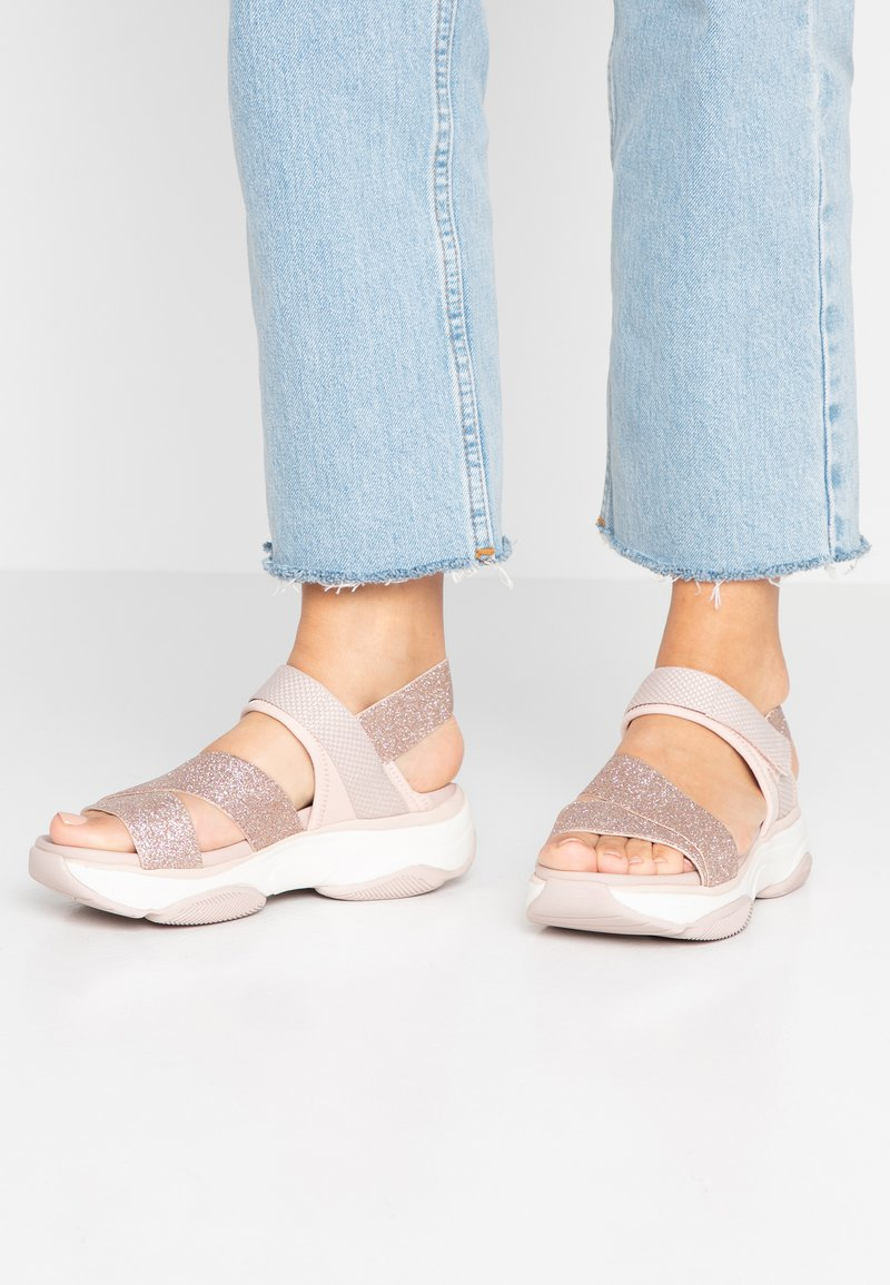 Call it Spring - BIYA VEGAN - Sandalias - rose gold