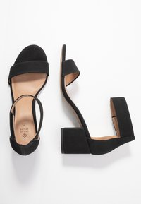 Call it Spring - REBECCA - Sandály - black - 3
