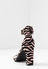 Call it Spring - ALEXISS - Korolliset sandaalit - light pink - 5