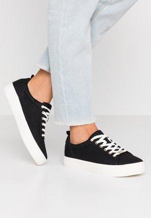 SETIGERA - Sneakers basse - black