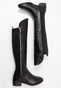 Call it Spring - DERRIS - Stivali sopra il ginocchio - black - 3