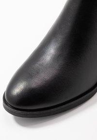 Call it Spring - DERRIS - Stivali sopra il ginocchio - black - 2