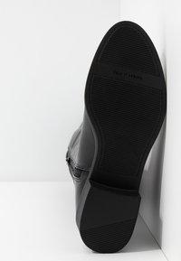 Call it Spring - DERRIS - Stivali sopra il ginocchio - black - 6