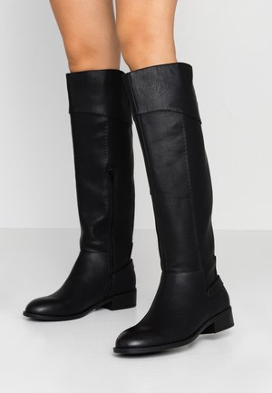 OBERSEE - Boots - black