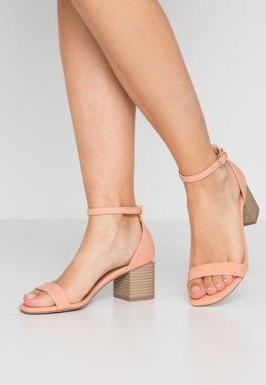MAKENZIE - Sandaler - light pink