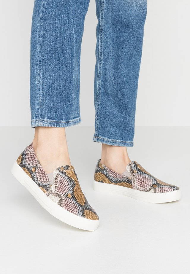 NORTHELLE - Slippers - other blue