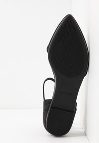 Call it Spring - CHARLOTE - Ankle strap ballet pumps - black - 6