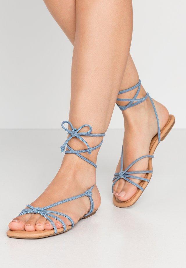 ALTROS - Sandaler - medium blue