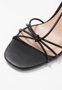 Call it Spring - ALVERNA - Sandály na vysokém podpatku - black - 2