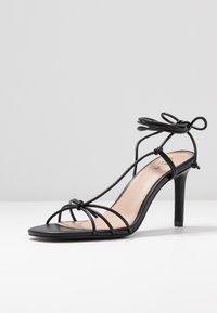 Call it Spring - ALVERNA - Sandály na vysokém podpatku - black - 4