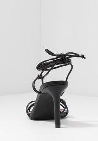 Call it Spring - ALVERNA - Sandály na vysokém podpatku - black - 5