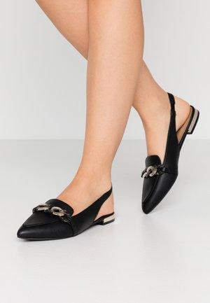 ARCOONA - Slippers - black