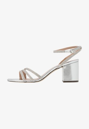 ELLIEE - Sandals - silver