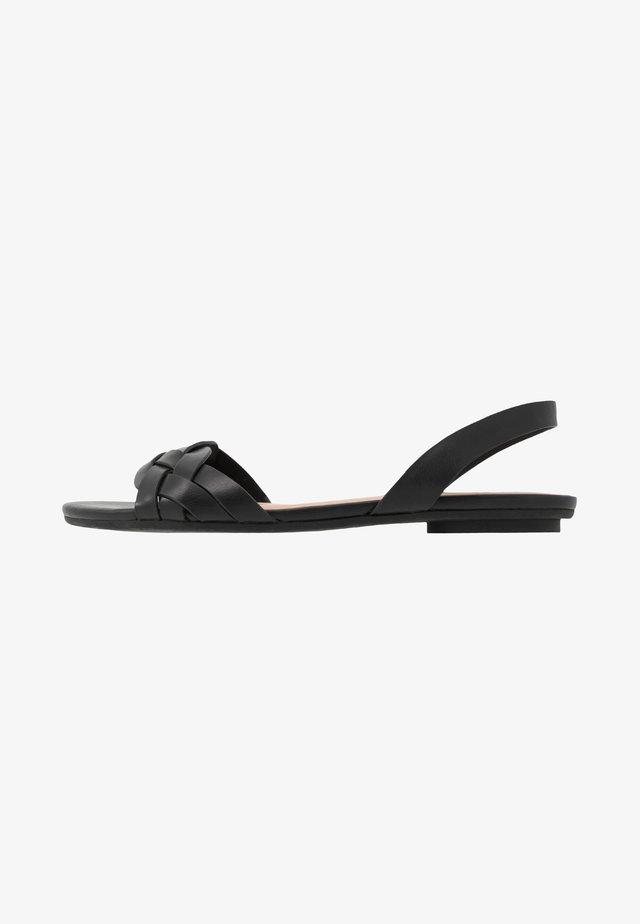 FIRELLA - Sandaler - black