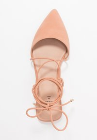 Call it Spring - JENNI - Ankle strap ballet pumps - light pink - 3