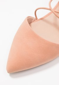 Call it Spring - JENNI - Ankle strap ballet pumps - light pink - 2