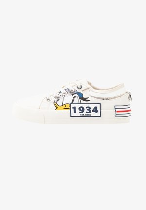 NAVIGATE - Trainers - white