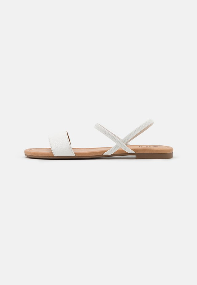 DANYLL - Sandals - white