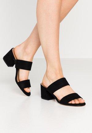 ELEIN - Slip-ins med klack - other black